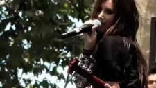 Ashley Tisdale - Masquerade Live At  The Grove