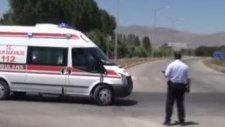 erzincan da meydana gelen kazada 9 kişi yaralandı