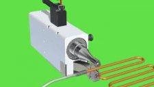 ultrasonik kaynak ile soğutma borusu yapımı