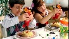 Çocuklar Yemekteyiz Programında - Talya