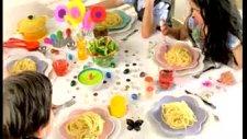 Çocuklar Yemekteyiz Programında