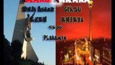 Ninja Asker Feat Göksu Exen Enteyz - 0645 Plakamız