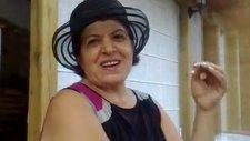 Şapkalı Kadın Ağla
