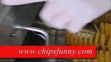Cubukta Patates Eğitim Video - Chips Funny
