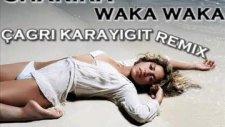 Shakira - Waka Waka (Çağrı Karayiğit Remix)