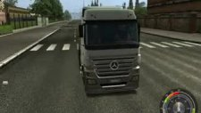 German Truck Simulator Havalı Korna