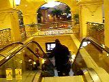 Atlantic City Gambling Casinos  Mall Entrance Trop