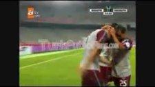 bursaspor 0 - 3 trabzonspor  07.08.2010 teofılo