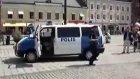 Trafik Polisinin Koptuğu An