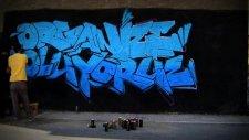 Organize Oluyoruz Graffiti Video