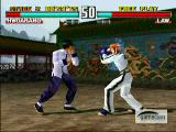 Tekken 3 Oyun Video (Eddy-Capoeira)