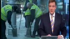 Canlı yayında kaza geliyorum dedi :)