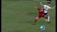 Hayalimdeki ön libero kız futbolcuu