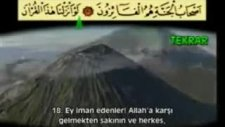 ahmet el acemi - ağlatan haşr suresi