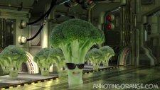 annoying orange vs broccoli