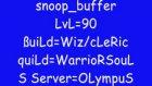 Snoop_buffer Killed Uruchi X23