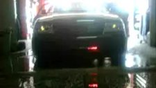 kara şimşek lambası knight rider scanner led ışık