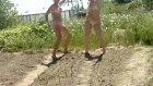 bikinili kızlardan tecktonik apaçi dansı