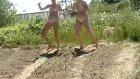 bikinili kızların tecktonik dans!