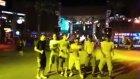 Apaçi Dansı Amerika'da Yapıldı