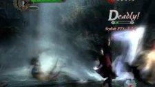 Devil May Cry 4 - Oyun Görüntülerimden Bi Kaç Sahn