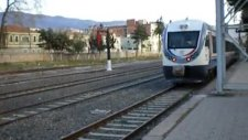 Tcdd Dmu Set İzmir-Aydın Selçuk İstasyonu