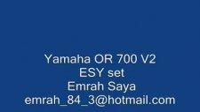 Emrah Saya Esy Set İslamoğlu Uşak Yöresi Or700