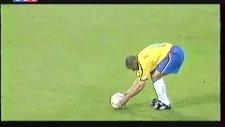 roberto carlos'un akıl almaz golü!