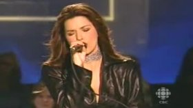 Shania Twain-İ Aint Going Down