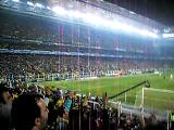 Fenerbahce Sevilla Macı Stad Görüntüleri
