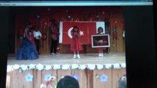1-B Sınıfı Okuma Bayramı Ebrar- Stiklal Marşı