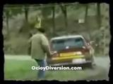 ilginç kazalar