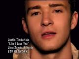 Justin Timberlake - Like ı Love You