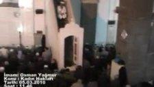Osman Yağmur - Cuma Hutbesi