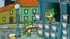 küçük kurbağa-kontör at