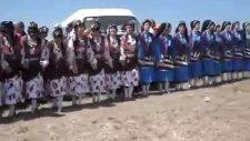 Horon Kursu Yayla Şenliğinde Gösteri Oğuz Kahveci
