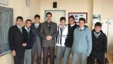 İ.m.k.b Anadolu Meslek Lisesi 12-B Sınıfı Elazığ