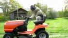 traktor suren kopek
