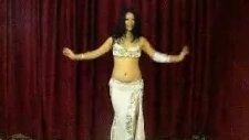 Belly Dance Demo By Crystal