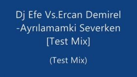 Dj Efe - Test Mix