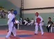 Görülmemiş Taekwondo Maçı