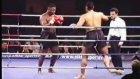 accident kick boxing - dehşet