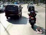motor kazası .....!