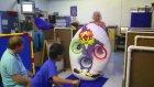 otistik çocuklar için materyal