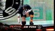 wwe raw cm punk vs evan bourne