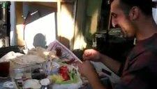 Kağızman'da Esnafın Kahvaltısı