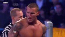 randy orton vs kane smackdown [22 ekim 2010]
