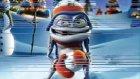 crazy frog - çılgın kurbağa müzik süper