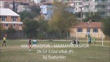 malkaraspor - marmaracıkspor 5-0 / 24.10.2010