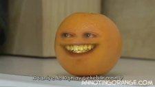 annoying orange - hey elma ! altyazılı
